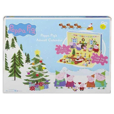 Peppa Gris 2019 Adventskalender
