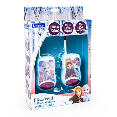 Frozen II Walkie Talkies 100 meter