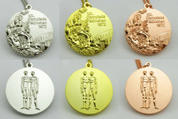 Munich 1972 Olympic Medals Set