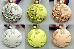 Seoul 1988 Olympic Medals Set