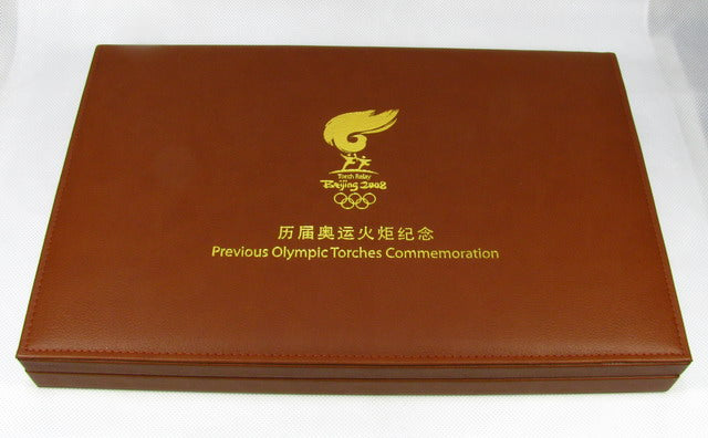 Previous Olympic Torch Coins Set 8