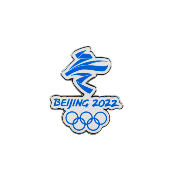 Beijing 2022 Winter Olympics Emblem Badge 1