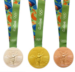 Rio 2016 Olympic Medals Set 1