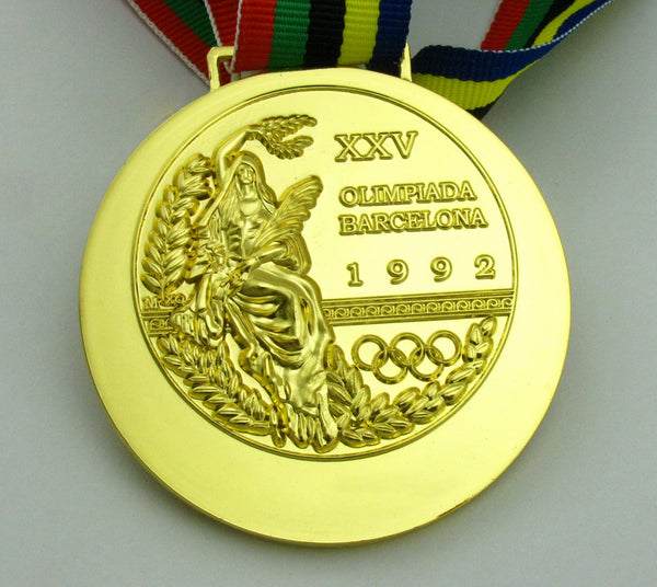 Barcelona 1992 Olympic Gold Medal 1