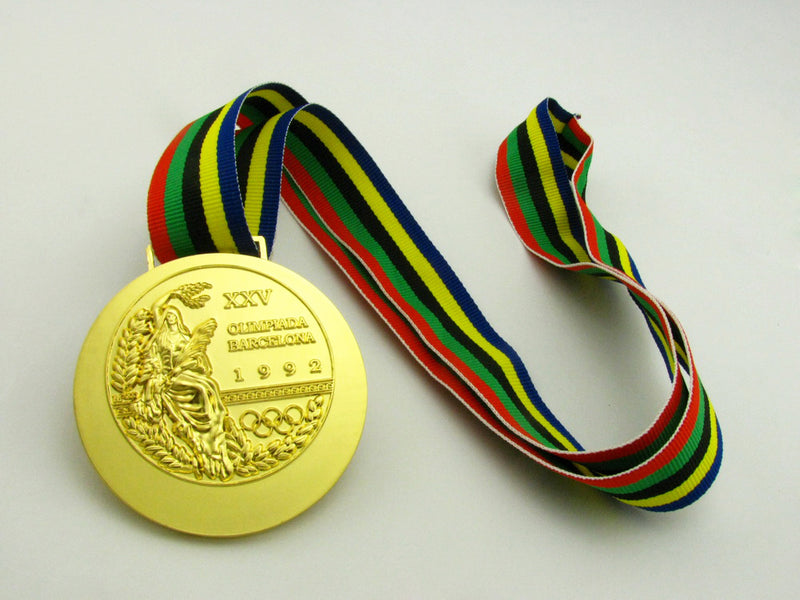 Barcelona 1992 Olympic Gold Medal 4