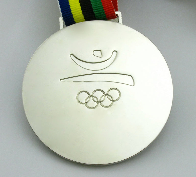 Barcelona 1992 Olympic Silver Medal 2