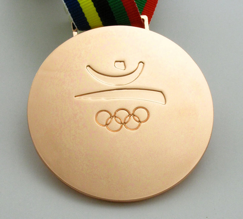 Barcelona 1992 Olympic Bronze Medal 2