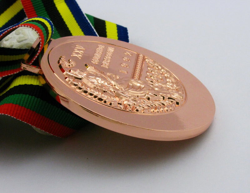 Barcelona 1992 Olympic Bronze Medal 3