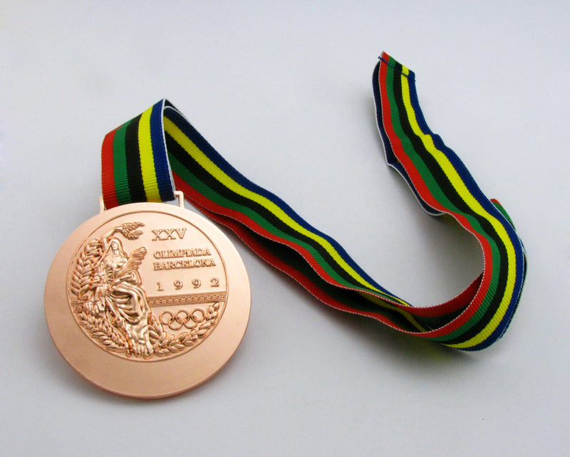 Barcelona 1992 Olympic Bronze Medal 4