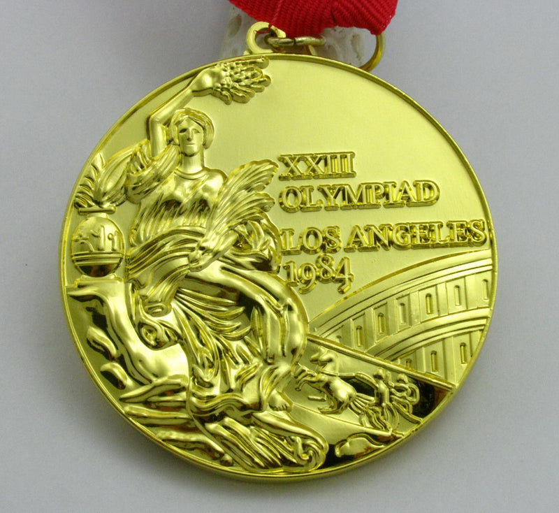 Los Angeles 1984 Gold Medal 1