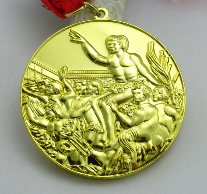 Los Angeles 1984 Gold Medal 2