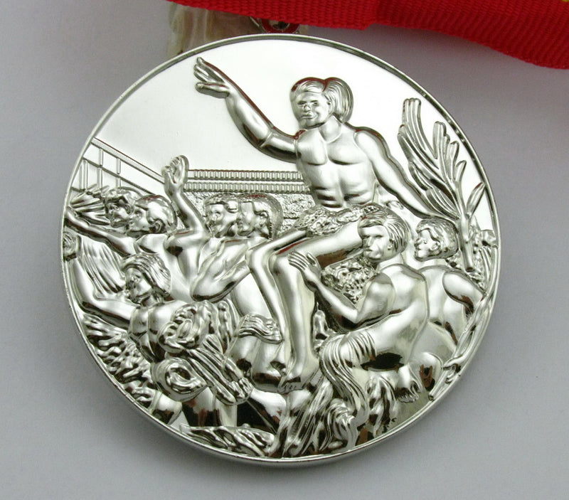Los Angeles 1984 Olympic Silve Medal 2