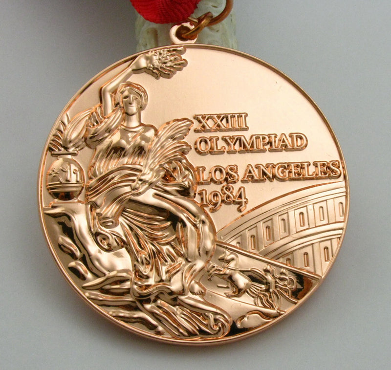 Los Angeles 1984 Olympic Bronze Medal 1