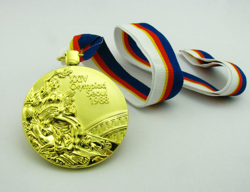 Seoul 1988 Olympic Gold Medal 4