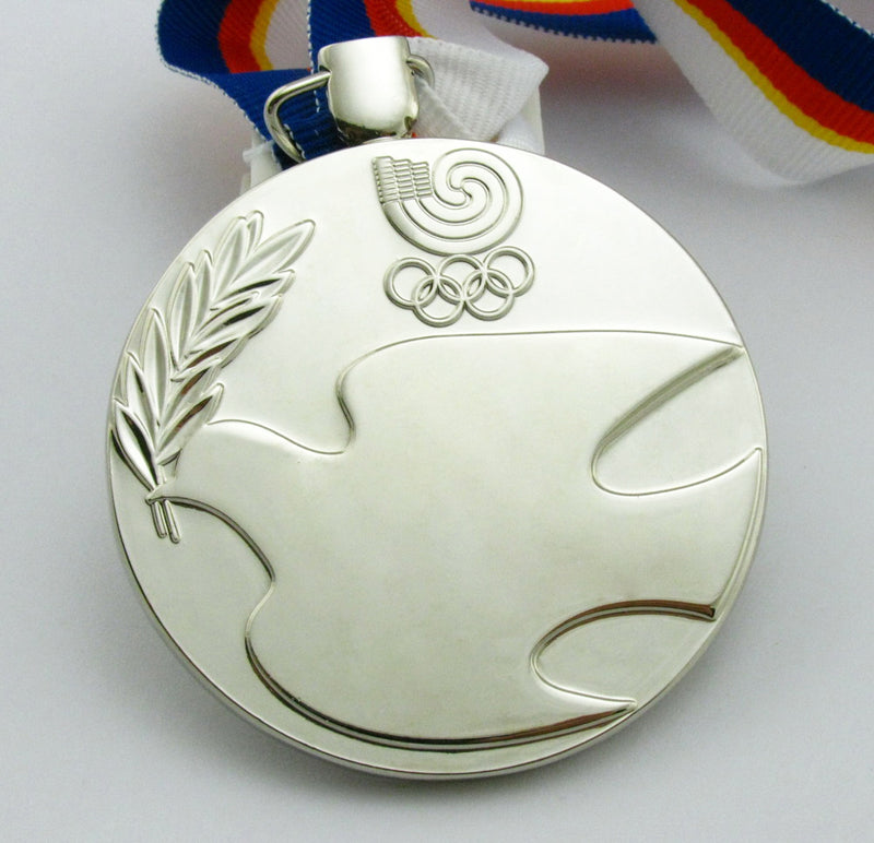 Seoul 1988 Olympic Silver Medal 2