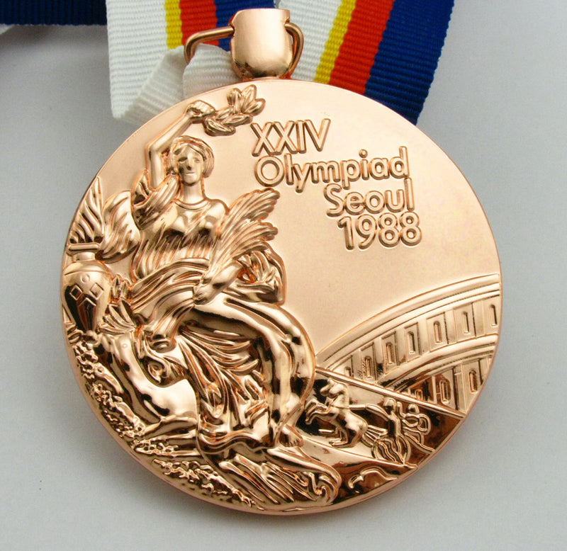 Seoul 1988 Olympic Bronze Medal 1