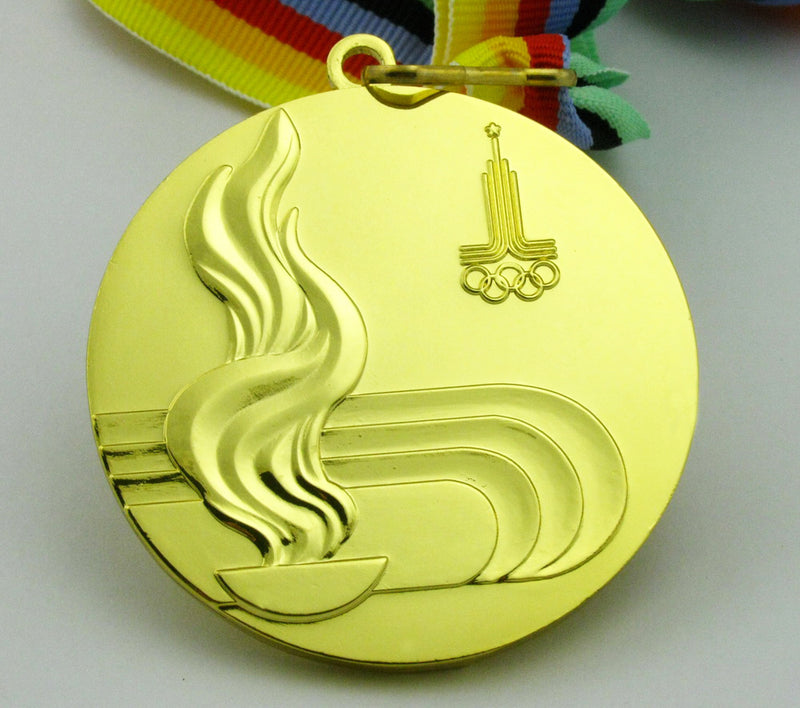 Moscow 1980 Gold Medal 2