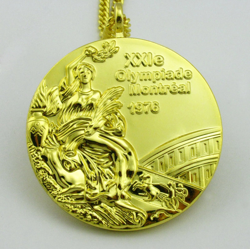 Montreal 1976 Olympic Gold Medal 1