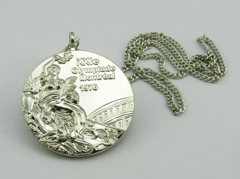 Montreal 1976 Olympic Silver Medal 3