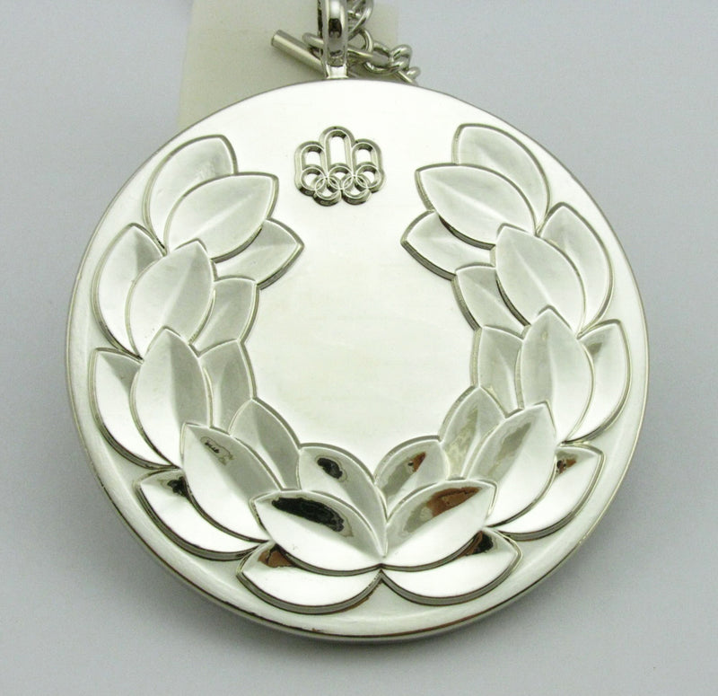 Montreal 1976 Olympic Silver Medal 2