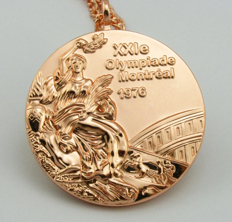 Montreal 1976 Olympic Bronze Medal 1