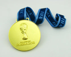 Russia 2018 FIFA World Cup Gold Medal 1