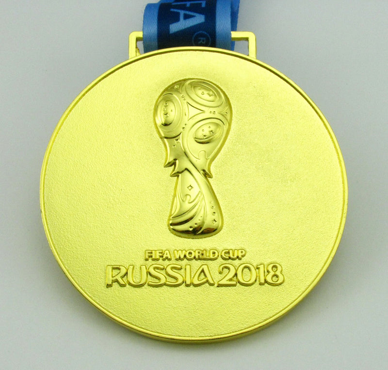 Russia 2018 FIFA World Cup Gold Medal 2