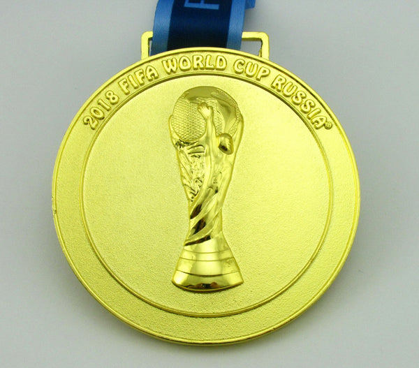 Russia 2018 FIFA World Cup Gold Medal 3