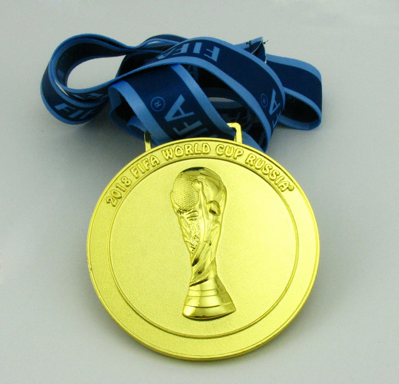 Russia 2018 FIFA World Cup Gold Medal 5