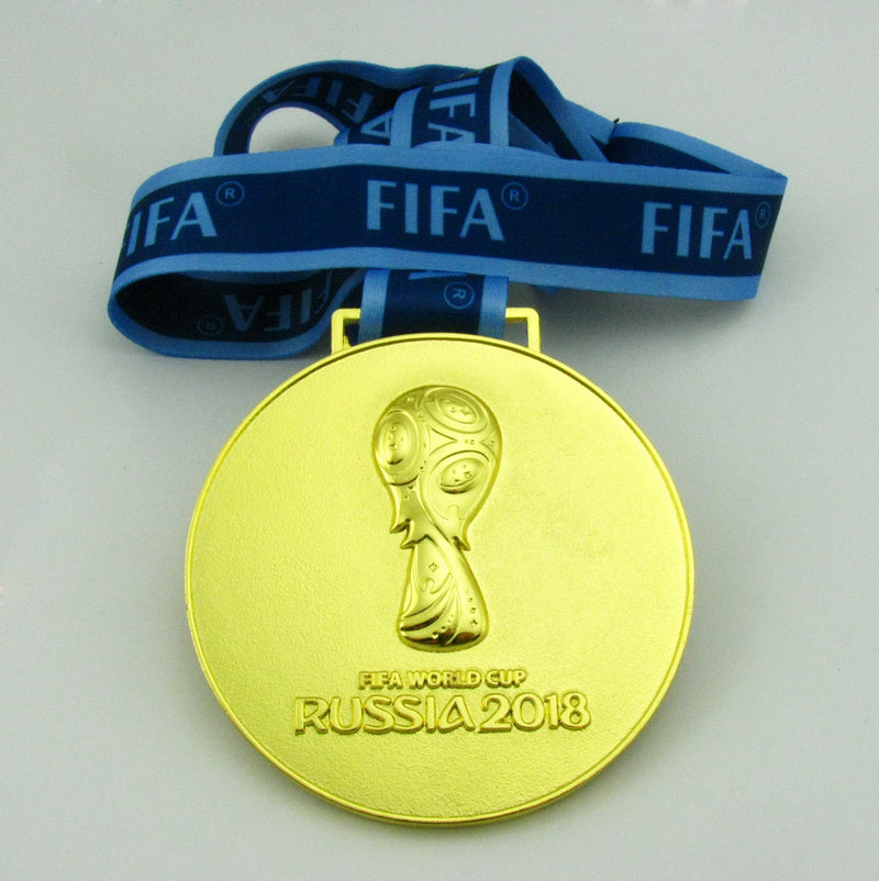 Russia 2018 FIFA World Cup Gold Medal 6