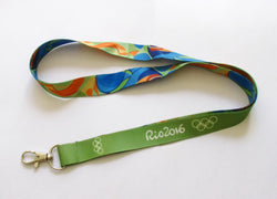 Rio 2016 Olympic Winners Medal Ribbon Lanyard 1