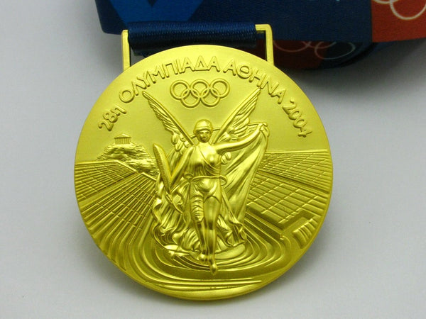 Athens 2004 Olympic Gold Medal 1