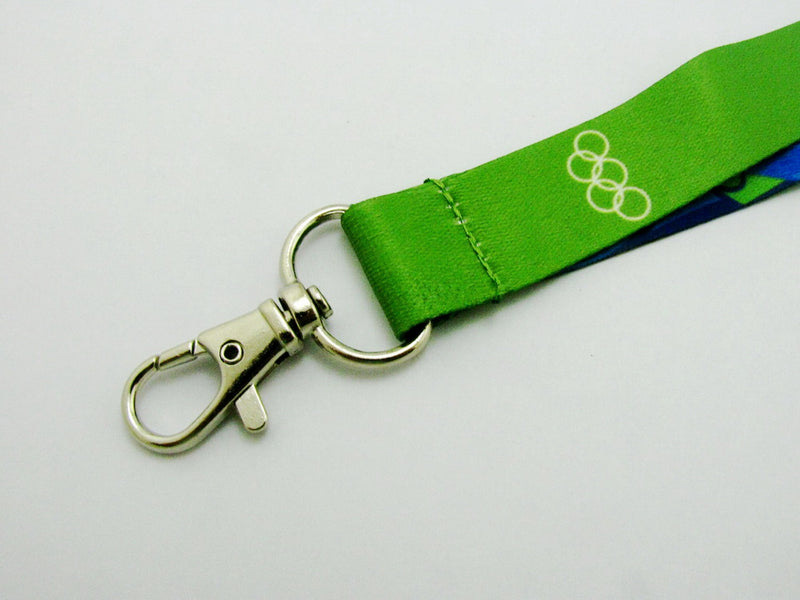 Rio 2016 Olympic Winners Medal Ribbon Lanyard 3