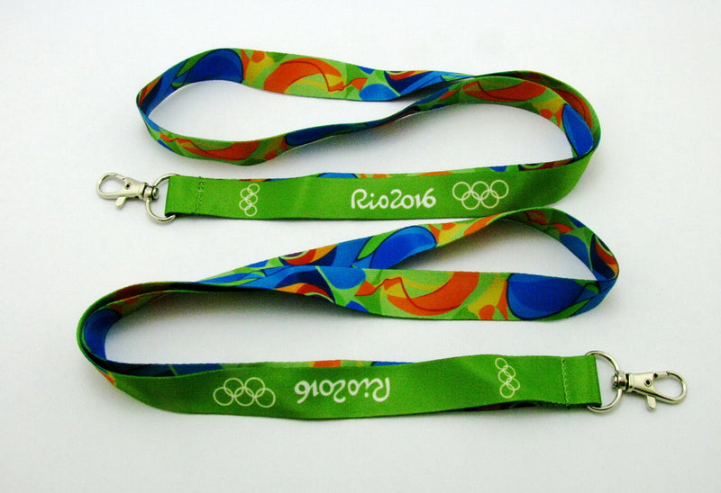 Rio 2016 Olympic Winners Medal Ribbon Lanyard 7