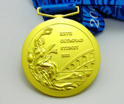 Sydney 2000 Olympic Gold Medal 1