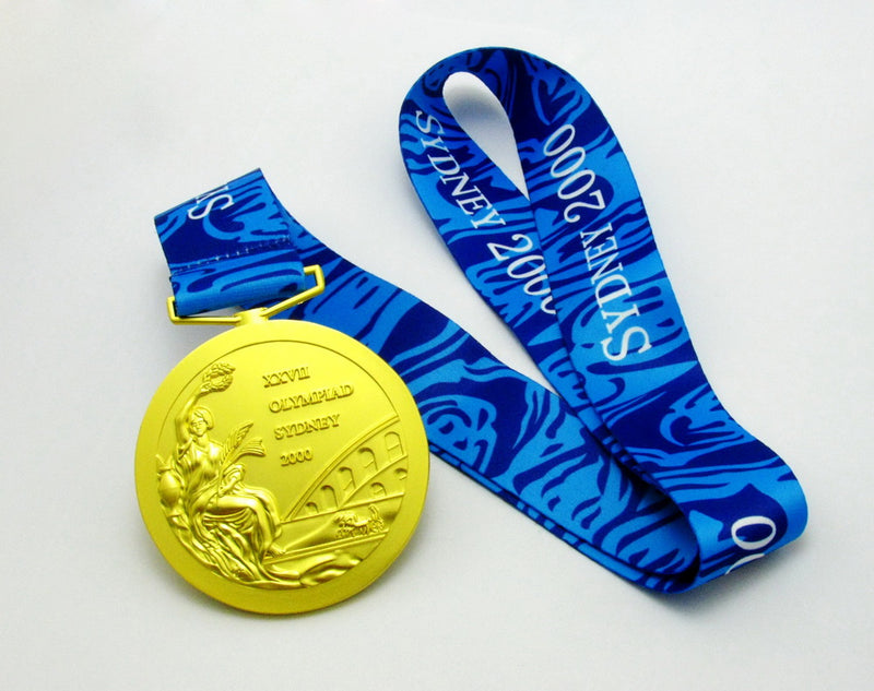 Sydney 2000 Olympic Gold Medal 4