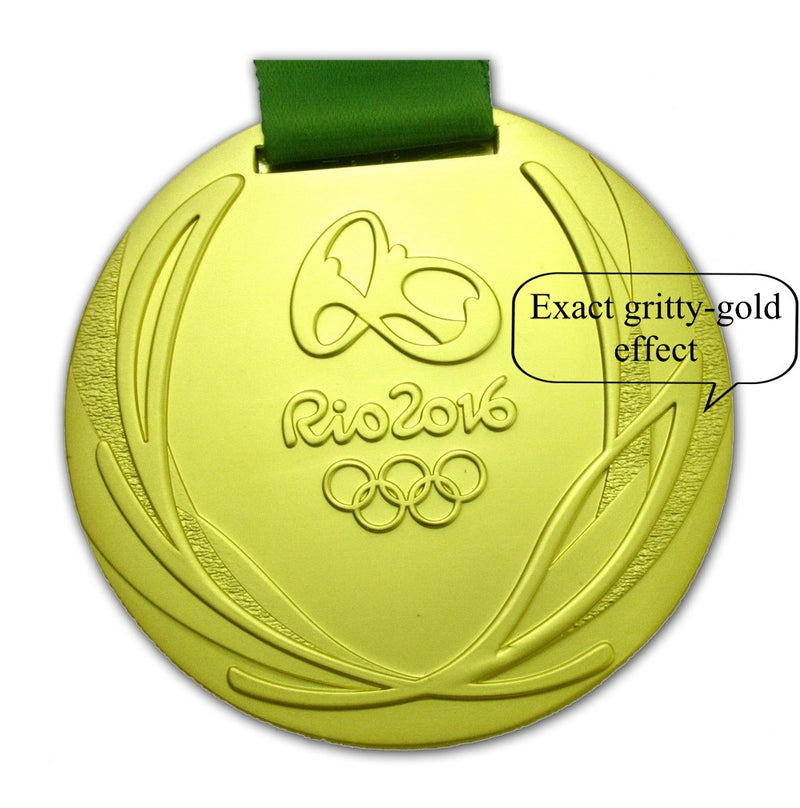 Rio 2016 Olympic Gold Medal 2