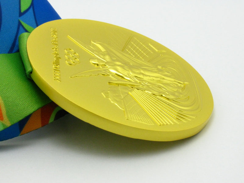 Rio 2016 Olympic Gold Medal 4