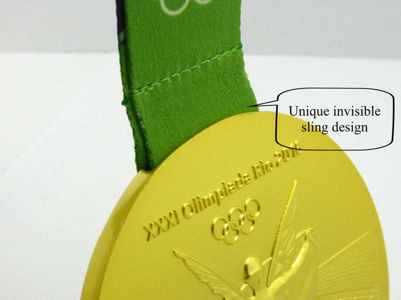 Rio 2016 Olympic Gold Medal 3