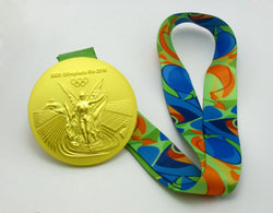 Rio 2016 Olympic Gold Medal 5