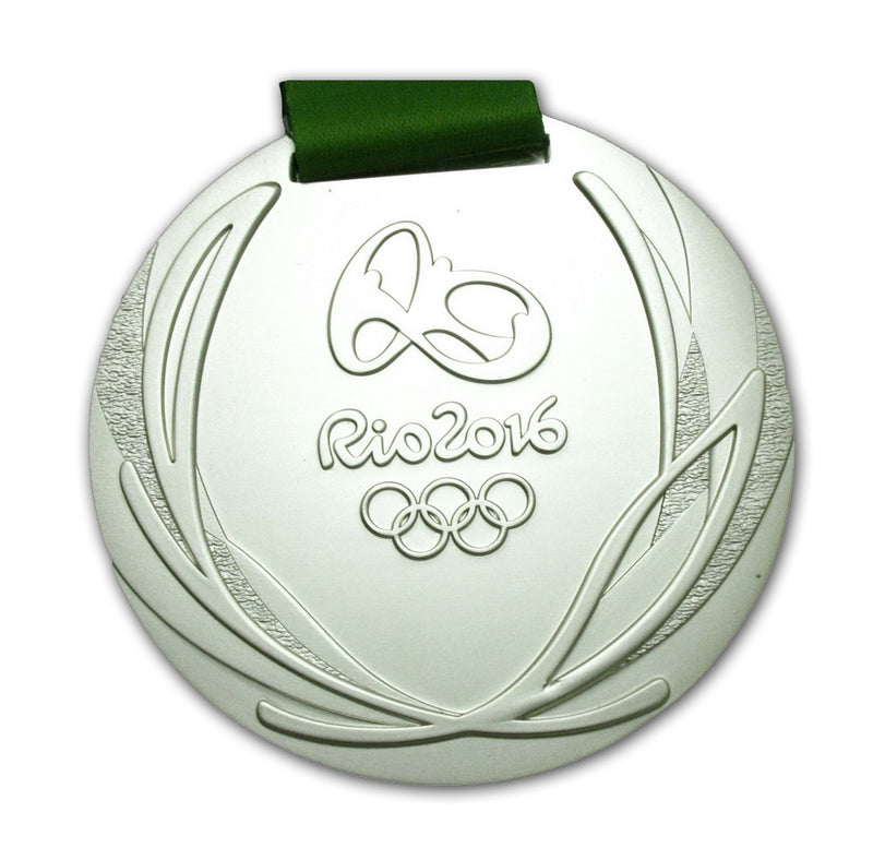 Rio 2016 Olympic Silver Medal 2