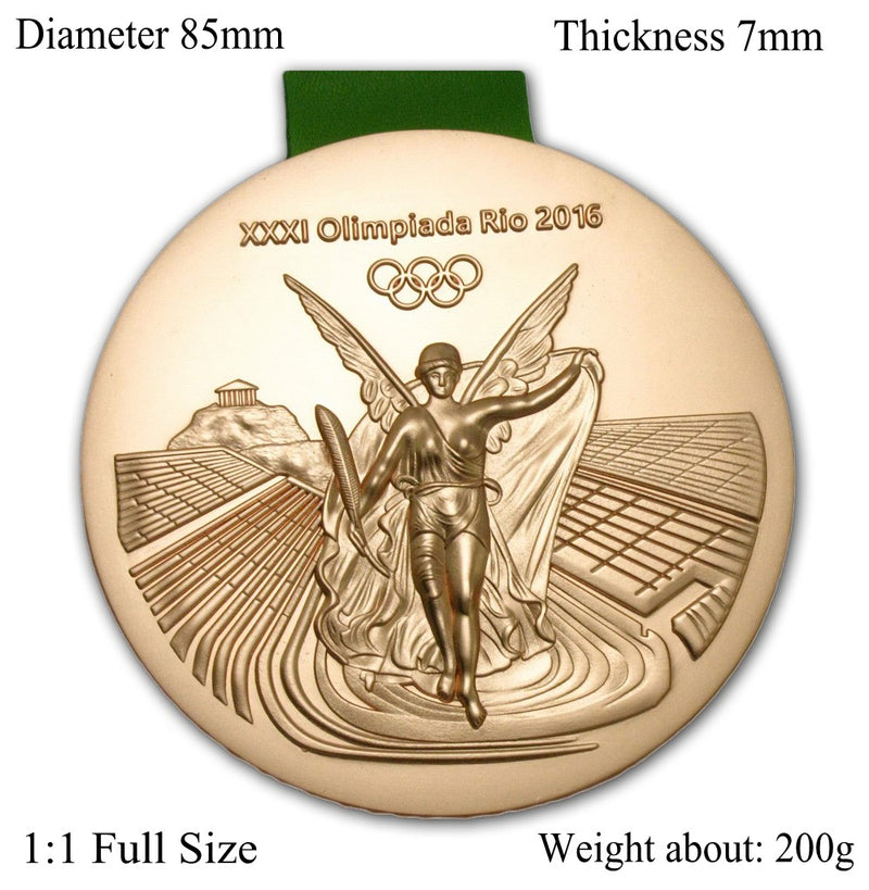 Rio 2016 Olympic Bronze Medal 1