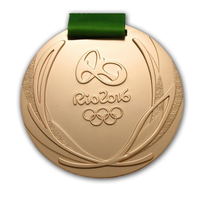 Rio 2016 Olympic Bronze Medal 2