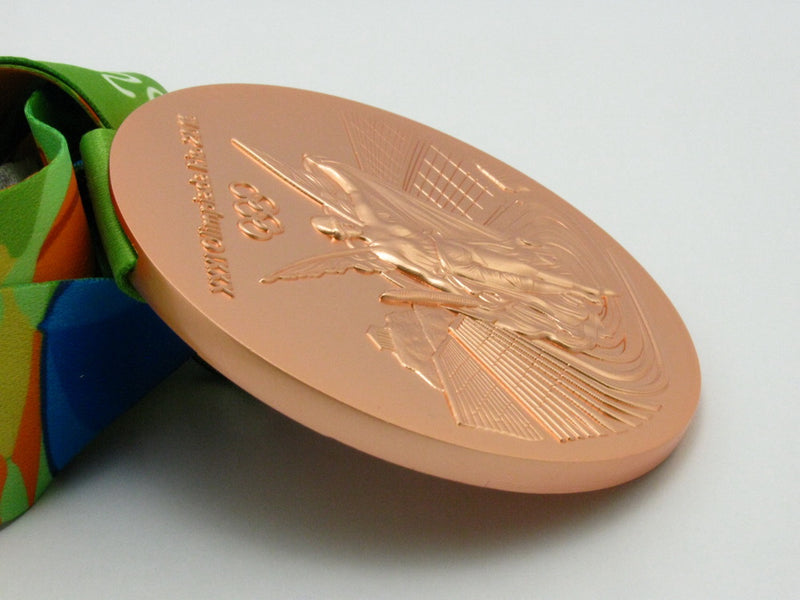 Rio 2016 Olympic Bronze Medal 3