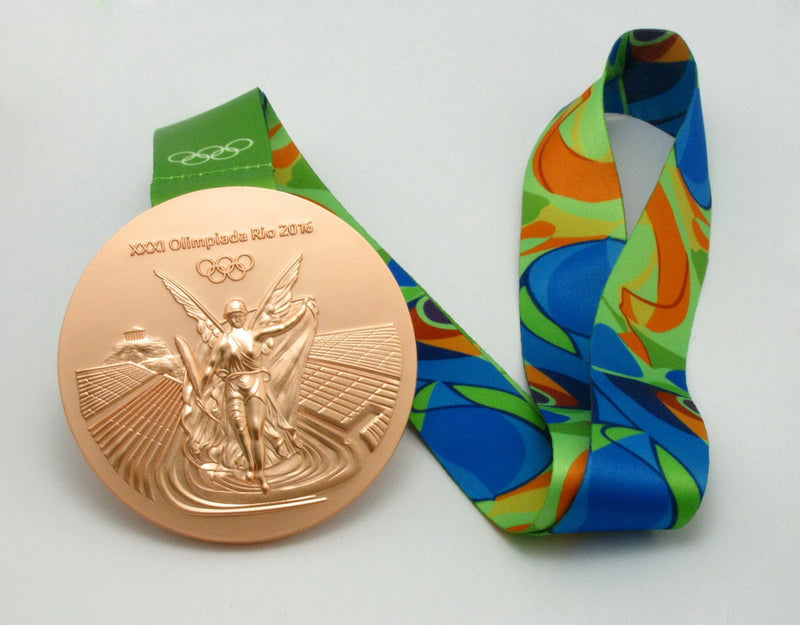 Rio 2016 Olympic Bronze Medal 4
