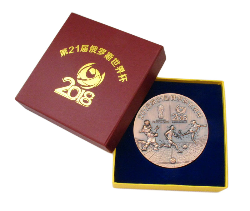 Russia 2018 FIFA World Cup Bronze Medal 1