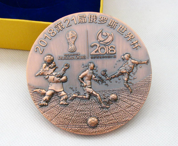Russia 2018 FIFA World Cup Bronze Medal 2