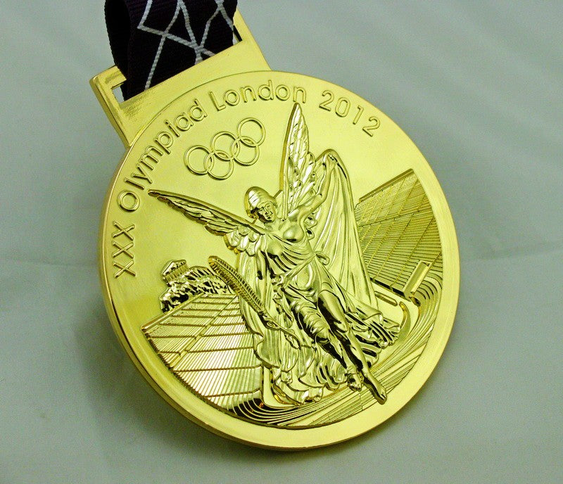London 2012 Gold Medal 3