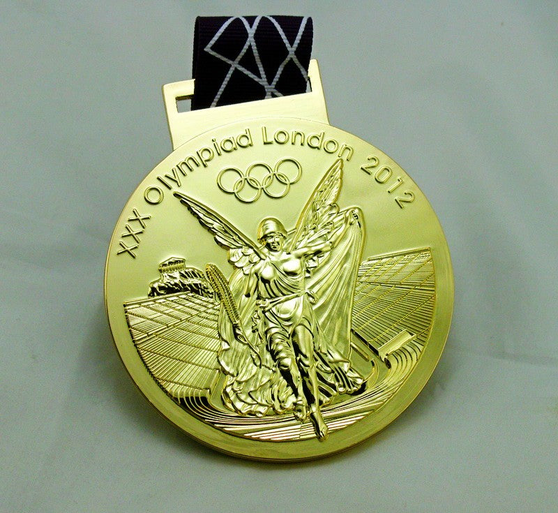London 2012 Olympic Gold Medal 2
