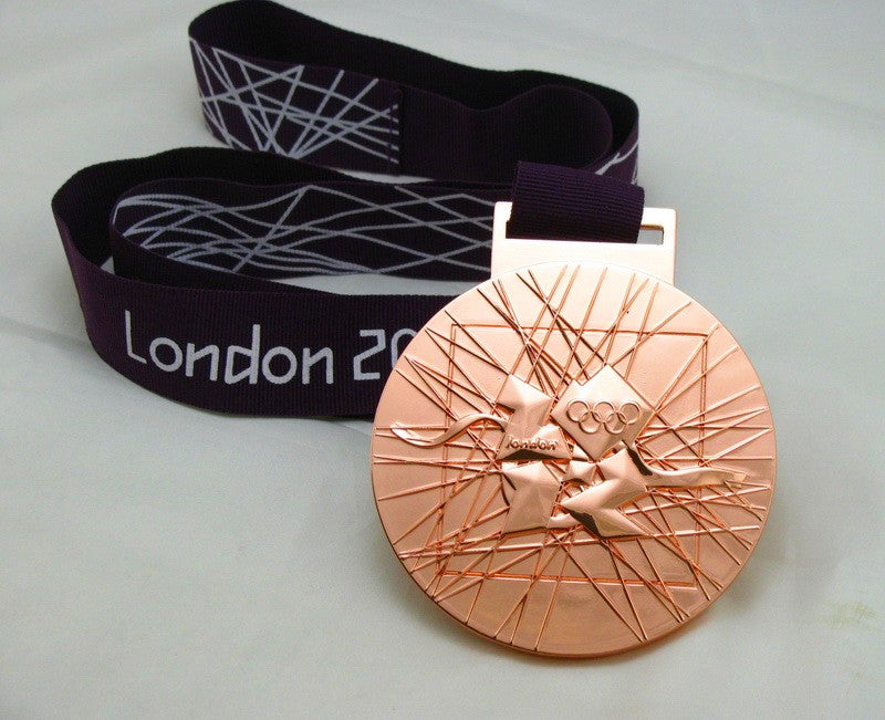 London 2012 Olympic Bronze Medal 3